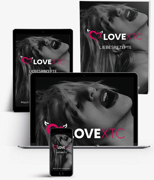 Die Liebesrezepte auf allen mobilen Endgeräten.